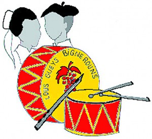LOGO groupe folklorique